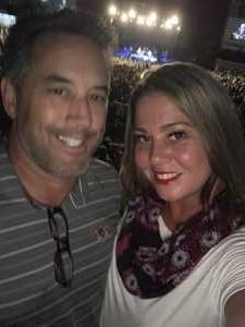 Catherine attended Daryl Hall & John Oates - Pop on Sep 24th 2019 via VetTix