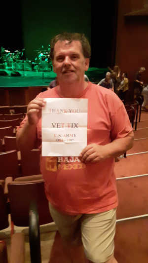 jonathan attended The Allman Betts Band With Special Guest Jd Simo - Pop on May 19th 2019 via VetTix