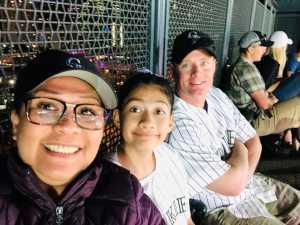 Alvis  attended Colorado Rockies vs. Chicago Cubs - MLB on Jun 11th 2019 via VetTix
