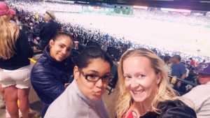 Cristina attended Colorado Rockies vs. Chicago Cubs - MLB on Jun 11th 2019 via VetTix