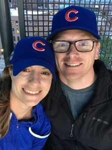 Kate attended Colorado Rockies vs. Chicago Cubs - MLB on Jun 11th 2019 via VetTix