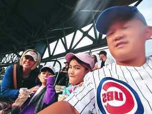 Daniel attended Colorado Rockies vs. Chicago Cubs - MLB on Jun 11th 2019 via VetTix