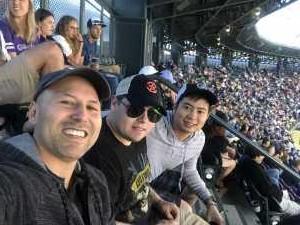 MZ attended Colorado Rockies vs. Chicago Cubs - MLB on Jun 11th 2019 via VetTix