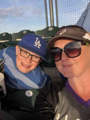Jennifer attended Colorado Rockies vs. Chicago Cubs - MLB on Jun 11th 2019 via VetTix
