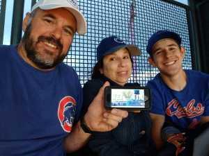Thomas attended Colorado Rockies vs. Chicago Cubs - MLB on Jun 11th 2019 via VetTix