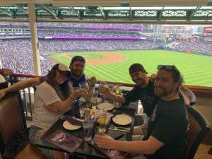 William attended Colorado Rockies vs. Chicago Cubs - MLB on Jun 11th 2019 via VetTix