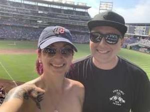 Lainy attended Washington Nationals vs. Miami Marlins - MLB on May 26th 2019 via VetTix