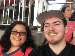 Brenda attended Washington Nationals vs. Miami Marlins - MLB on May 26th 2019 via VetTix