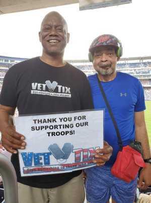 baron attended Washington Nationals vs. Miami Marlins - MLB on May 26th 2019 via VetTix