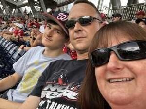 Jerel attended Washington Nationals vs. Miami Marlins - MLB on May 26th 2019 via VetTix