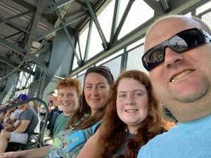 Greg attended Colorado Rockies vs. San Diego Padres - MLB on Jun 16th 2019 via VetTix