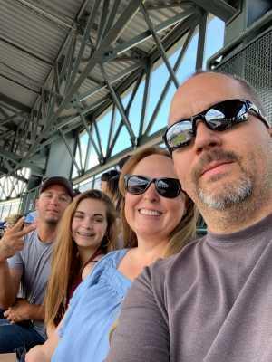 Christopher attended Colorado Rockies vs. San Diego Padres - MLB on Jun 16th 2019 via VetTix