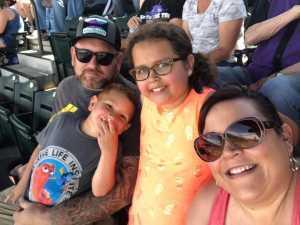 Bryan attended Colorado Rockies vs. San Diego Padres - MLB on Jun 16th 2019 via VetTix