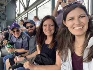 Tonya attended Colorado Rockies vs. San Diego Padres - MLB on Jun 16th 2019 via VetTix