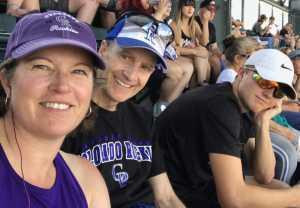 Winthrop attended Colorado Rockies vs. San Diego Padres - MLB on Jun 16th 2019 via VetTix