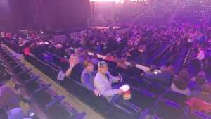 Larry attended Pentatonix - the World Tour With Special Guest Rachel Platten on May 19th 2019 via VetTix