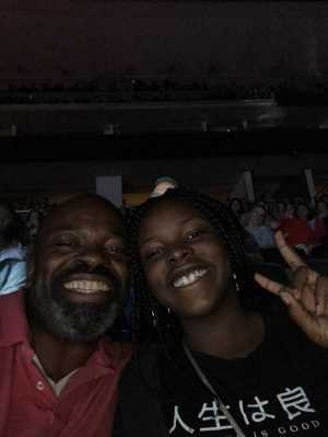 Andrew D. attended Pentatonix - the World Tour With Special Guest Rachel Platten on May 19th 2019 via VetTix