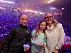 Cheryl attended Pentatonix - the World Tour With Special Guest Rachel Platten on May 19th 2019 via VetTix