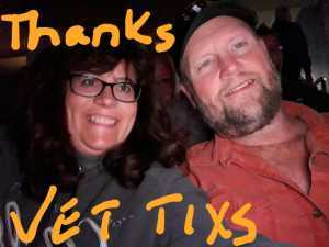 Colleen & Tim attended Pentatonix - the World Tour With Special Guest Rachel Platten on May 19th 2019 via VetTix