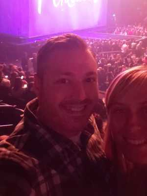 damian attended Pentatonix - the World Tour With Special Guest Rachel Platten on May 19th 2019 via VetTix