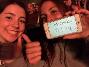AMY attended Pentatonix - the World Tour With Special Guest Rachel Platten on May 19th 2019 via VetTix