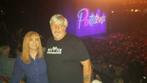 Ernie attended Pentatonix - the World Tour With Special Guest Rachel Platten on May 19th 2019 via VetTix