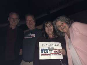 Kirk attended Pentatonix - the World Tour With Special Guest Rachel Platten on May 19th 2019 via VetTix