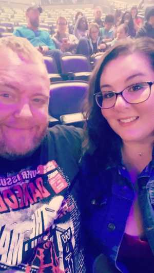 Christopher  attended Pentatonix - the World Tour With Special Guest Rachel Platten on May 19th 2019 via VetTix