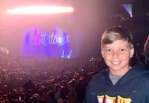 Tommy attended Pentatonix - the World Tour With Special Guest Rachel Platten on May 19th 2019 via VetTix