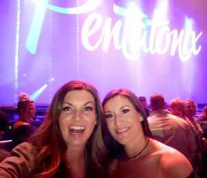 laura attended Pentatonix - the World Tour With Special Guest Rachel Platten on May 19th 2019 via VetTix