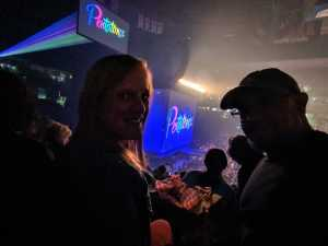 Reggie attended Pentatonix - the World Tour With Special Guest Rachel Platten on May 19th 2019 via VetTix