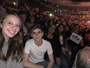 Kristen attended Pentatonix - the World Tour With Special Guest Rachel Platten on May 19th 2019 via VetTix