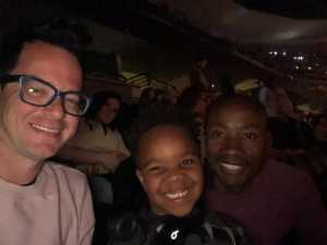 Willie attended Pentatonix - the World Tour With Special Guest Rachel Platten on May 19th 2019 via VetTix