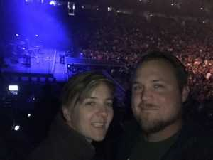 LH attended Pentatonix - the World Tour With Special Guest Rachel Platten on May 19th 2019 via VetTix