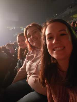 Justin attended Pentatonix - the World Tour With Special Guest Rachel Platten on May 19th 2019 via VetTix
