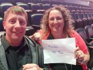 Shane  attended Pentatonix - the World Tour With Special Guest Rachel Platten on May 19th 2019 via VetTix
