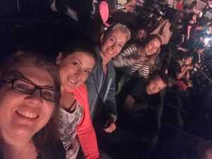 Melissa  attended Pentatonix - the World Tour With Special Guest Rachel Platten on May 19th 2019 via VetTix