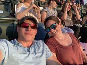 Seth attended Colorado Rockies vs. Los Angeles Dodgers - MLB on Jun 27th 2019 via VetTix