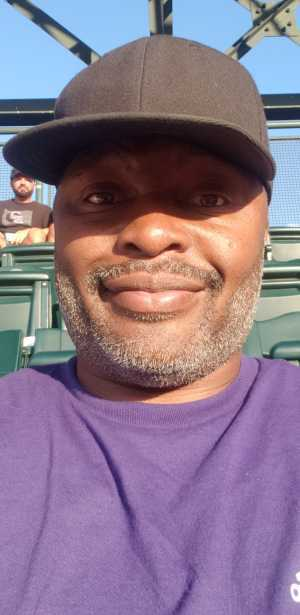 Kenyada  attended Colorado Rockies vs. Los Angeles Dodgers - MLB on Jun 27th 2019 via VetTix