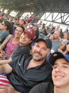 Thomas attended Colorado Rockies vs. Los Angeles Dodgers - MLB on Jun 27th 2019 via VetTix