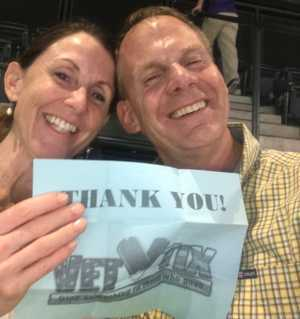 Karen attended Colorado Rockies vs. Los Angeles Dodgers - MLB on Jun 27th 2019 via VetTix
