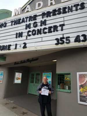 Click To Read More Feedback from P3 Theatre Company Presents: MGM in Concert