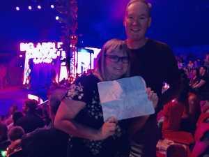 James  attended Big Apple Circus - Philadelphia - Circus on May 31st 2019 via VetTix