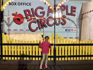 Caudis attended Big Apple Circus - Philadelphia - Circus on May 31st 2019 via VetTix
