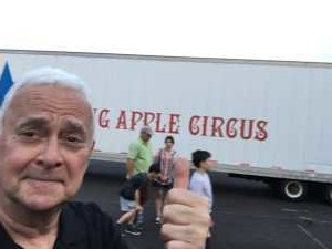 Lou attended Big Apple Circus - Philadelphia - Circus on May 31st 2019 via VetTix