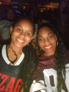 LaTarsha attended The Millennium Tour With B2k on May 25th 2019 via VetTix