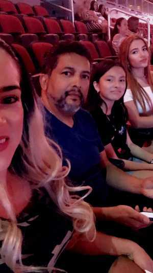 jesse attended The Millennium Tour With B2k on May 25th 2019 via VetTix