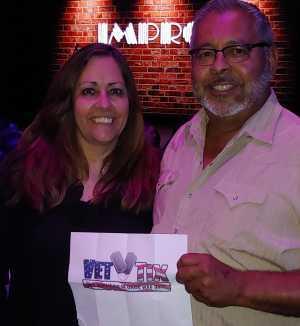 Carlos attended Brea Improv Presents: Jack Assadourian Jr. - Wednesday 8 PM - 18+ on Jun 19th 2019 via VetTix