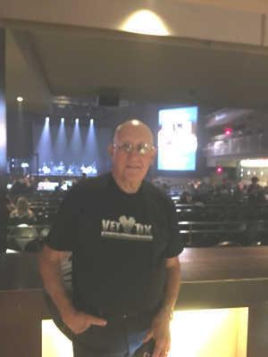 Chris Oelerich attended Snow Patrol: Wildness Tour - Alternative Rock on May 18th 2019 via VetTix