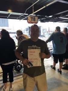 Stephen attended The Who: Moving on - Pop on May 25th 2019 via VetTix